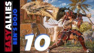 It's time to get some Monster Hunter action in Marvel vs Capcom and...