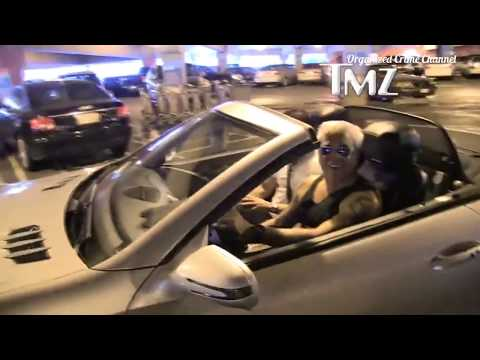 Joseph Skinny Joey Merlino Philly Mob Boss and Handsome Johnny Fratto Interview at LAX Airport
