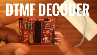 DTMF Decoder | Roboshala Hindi