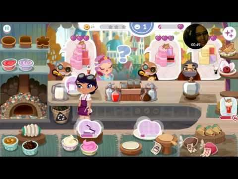 Bakery blitz level 96 completed video