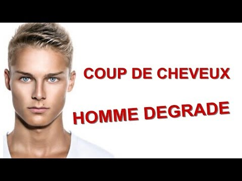 Coupe De Cheveux Homme 2019 Degrade Youtube