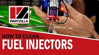 How to Clean Fuel Injectors  | Cleaning Clogged Fuel Injectors | Partzilla.com