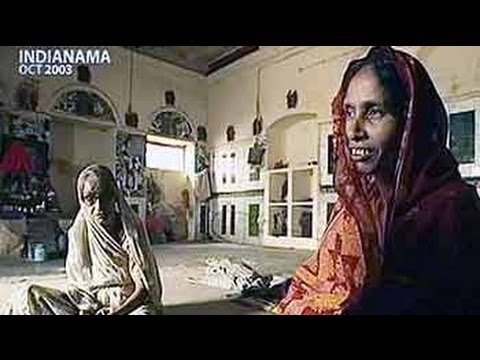 'Widows here hope they be reborn as a man if they can't get 'mukti''