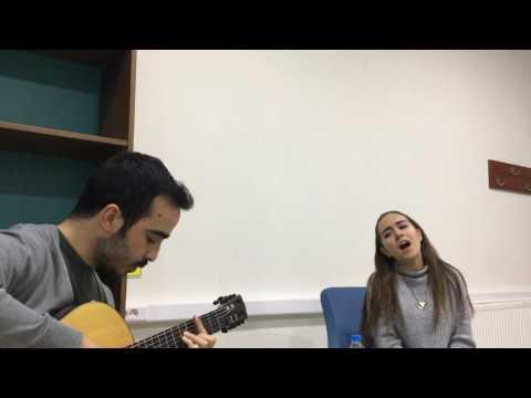 Eylül Değirmenci- Aşk İzi (Uğur Akyürek Cover)