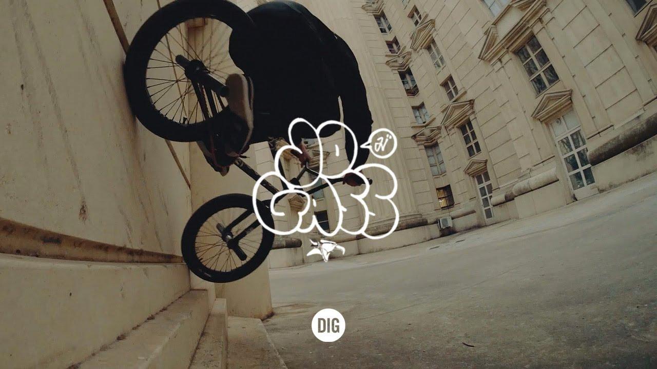 JO GASS - ANIMAL 2019 - DIG BMX