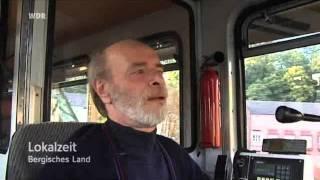 Lokalzeit Bergisches Land Mit der Schwebebahn in Rente