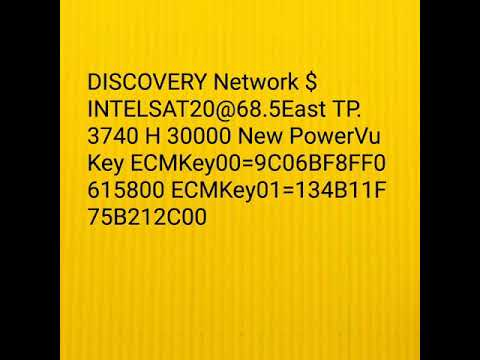 POWERVU KEYS 3-11-2018