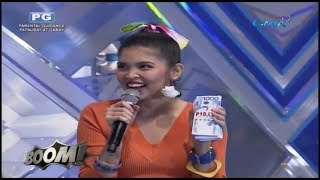 Eat Bulaga October 6 2018. BOOM with Maine Mendoza