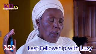 R.I.P HURUKA UHORO LUCY KARIUKI THE LAST FELLOWSHIP IN KENYA
