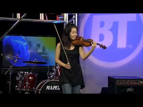 Musical Performance by Violinist Judy Kang