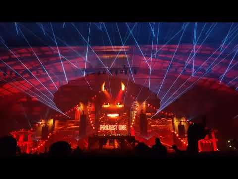 Project One - Fantasy Or Reality @ Midnight Mafia 2018 [4K]