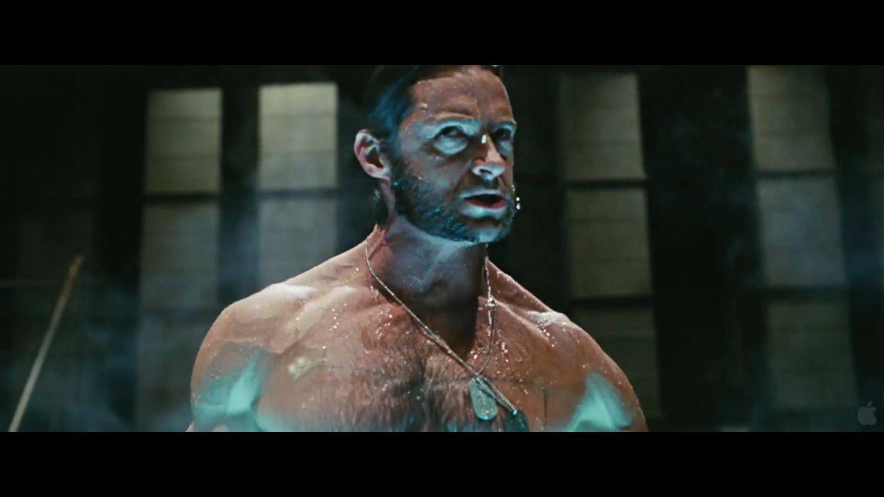 X men origins wolverine hd youtube - Wolverine cgi ...
