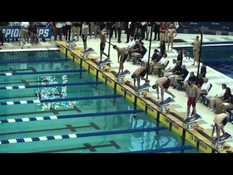 2016 NCAA Championships 50 Freestyle Final