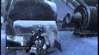 Splinter Cell: Double Agent - Walkthrough Mission 4 - Okhotsk [Xbox 360/PC/PS3]