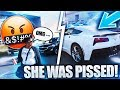 SURPRISING MOM WITH A NEW CAR PRANK!! (HILARIOUS)