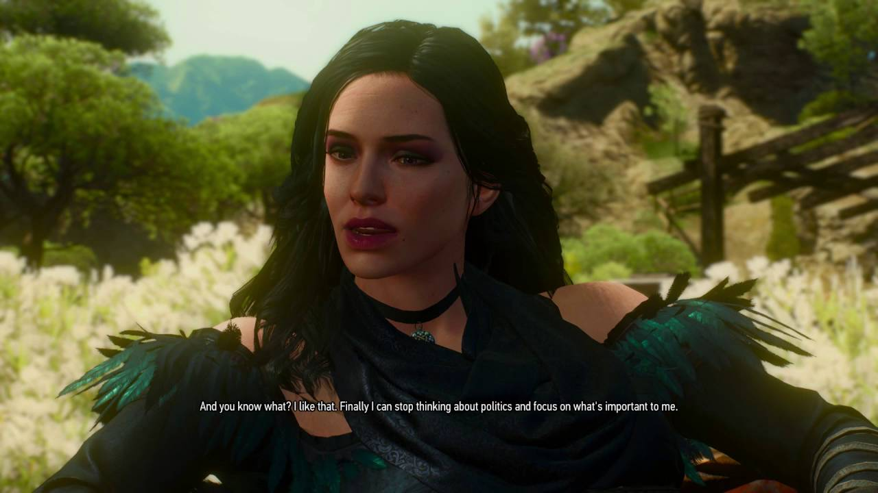 witcher 3 blood and wine how to get best ending