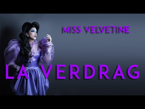 Miss Velvetine   LA VERDRAG