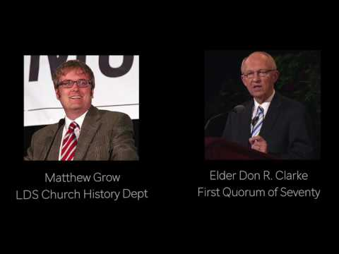 Mormon Church Historian and Elder Discuss Doubts with member