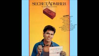 Secret Admirer (OST) - The Letter