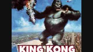 King kong 1976 - Arrival On The Island