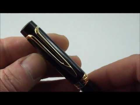 Waterman Liason Fountain Pen Review