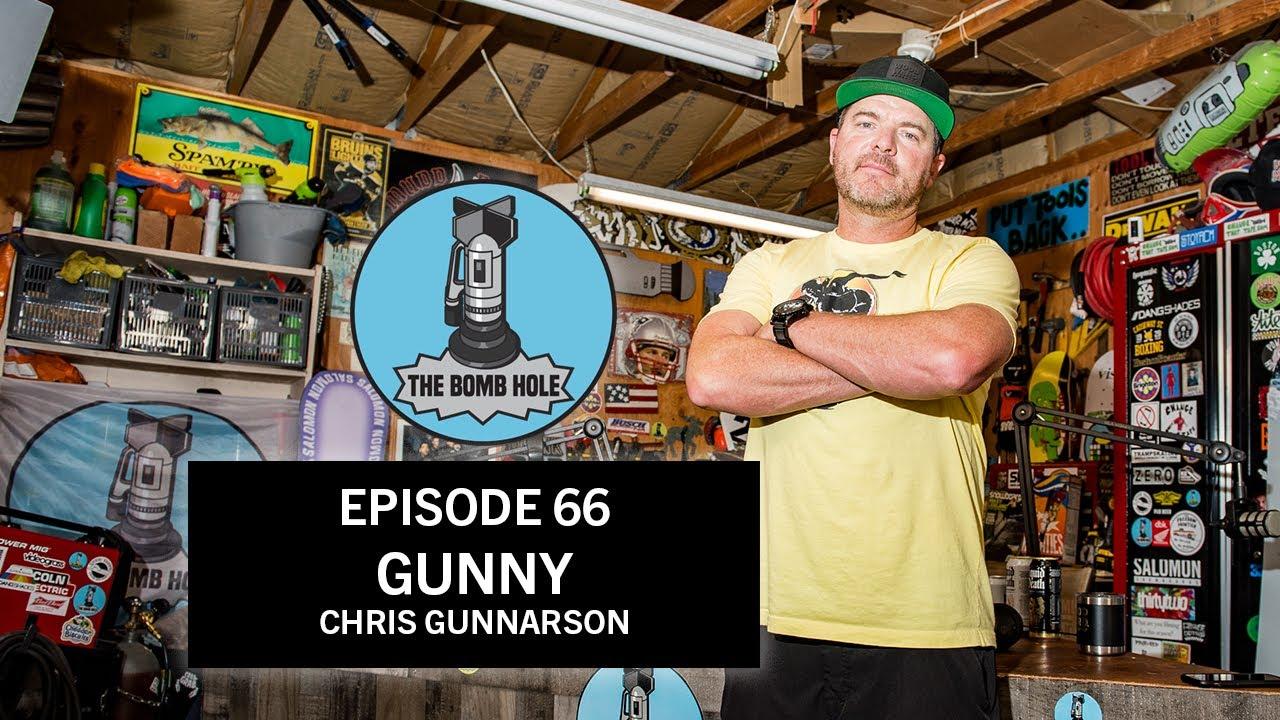"Chris ""Gunny"" Gunnarson | The Bomb Hole Episode 66"
