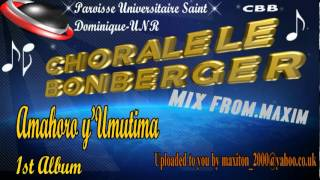 chorale le bon berger-National University of Rwanda...Amahoro Y