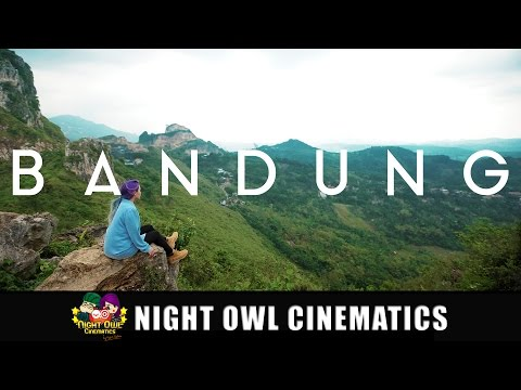 [4K] What to Eat and Do in Bandung, Indonesia (NOC Travel Gu