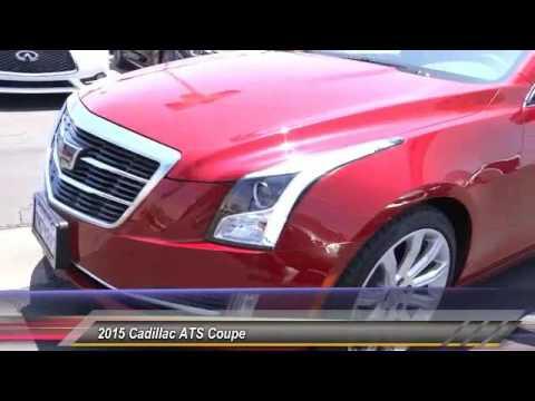 2017 Cadillac Ats Coupe Newport Beach Seal Costa Mesa Huntington Westminster T3493