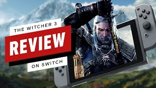 The Witcher 3: Complete Edition - Nintendo Switch Review (Video Game Video Review)