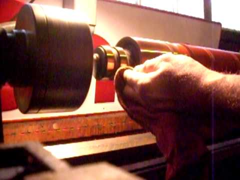Sensor Switch Wiring Diagram Polishing Lincwelder 225 Rotor Slip Rings Youtube