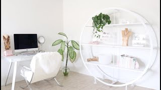Shelf Makeover + Organization |  Project Spring Cleaning