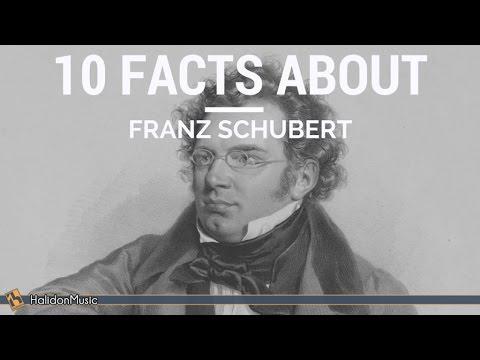 Schubert - 10 facts about Franz Schubert | Classical Music History