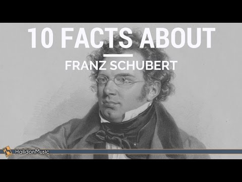 Schubert - 10 facts about Franz Schubert | Classical Music History