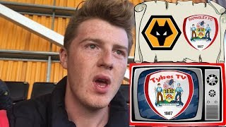 Wolves 2 Barnsley 1 | We Didn't Deserve That! | Matchday Vlog#13
