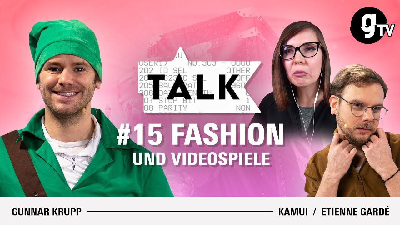 Cosplay, Catwalk, Customization: Fashion und Videospiele mit Kamui & Etienne Gardé | TALK #15 | gTV