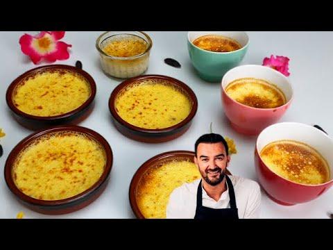tous-en-cuisine-#34---les-crÈmes-caramel-À-la-vanille-et-fÈve-tonka-de-cyril-lignac-!