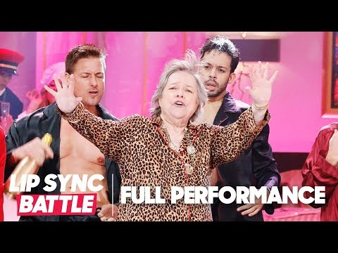 Kat Jackson - Kathy Bates Epic Lip Sync Battle
