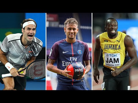 The biggest sporting moments of 2017 in 60 seconds