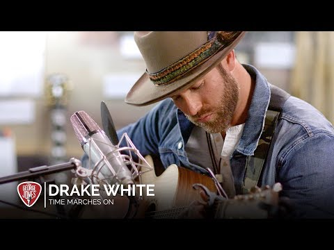 Drake White - Time Marches On (Acoustic Cover) // The George Jones Sessions