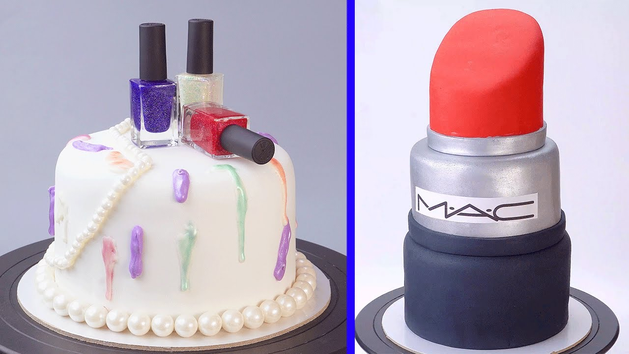 How to Decorate a Pretty Cake | Easy Fondant Cake Recipes | Top 10 Beautiful Cake Decorating Ideas