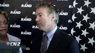 Rand Paul on Muhammad Ali and Ending the Draft