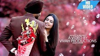 Balpreet & Ravneet / Mini Cooper/ Best Punjabi Pre-Wedding 2017