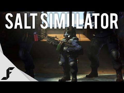 SALT SIMULATOR - Counter-Strike Global Offensive