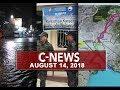 UNTV: C-News (August 14, 2018)