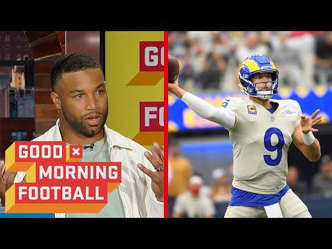 Stafford over Rodgers?? Takeaways From Bucs-Rams   Good Morning Football