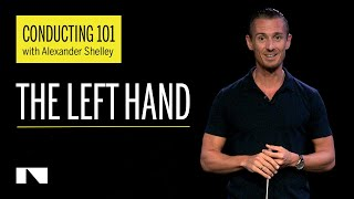 The Left Hand | Conducting 101 [Part 4 of 6] thumbnail