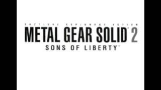 Repeat youtube video Metal Gear Solid 2: Alert Evasion Caution (Tanker Chapter)