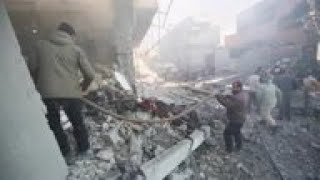 At least 18 dead in airstrikes in northwest Syria