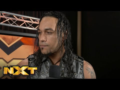 Punishment Martinez outlines his goals in NXT: WWE Exclusive, Dec. 5, 2018